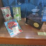 MacArthur Museum - Wartime entertainment