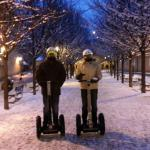 Segway ride across prague....fantastic time....Kristina was great fun to be with..Thank you