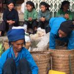 Hill-tribe local people in Hoang Su Phi town, tour by Asia Top Travel