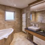 Badezimmer Mehrbettstudio