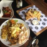Foto de Caramel Restaurant at Kamuela Villas Sanur