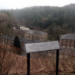 New Lanark World Heritage Village Foto