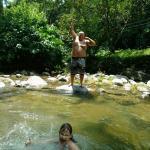Cacheira do poção  em penedo Rio de janeiro