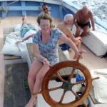 Friendship Rose Sailing Schooner Foto