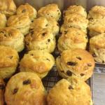 bread&co's delicious scones!