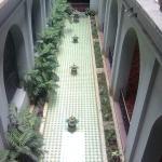 Parte del palacio