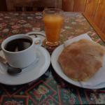 Desayuno regional