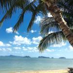 the beach @ paradise