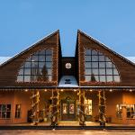Foto de Grouse Mountain Lodge