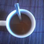 cafecito de buenos días.