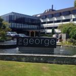 The George Christchurch Foto