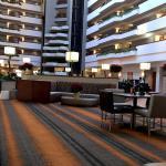 Innen Autrium im Hotel