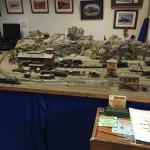 Train diorama