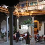 Palacio de Santa Ines Foto