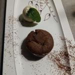 Le lieu noir et les desserts