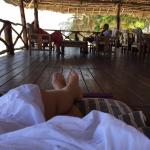 Photo de Ngalawa Beach Village