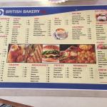 Foto van British Bakery