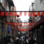 Old French Concession Foto