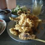 Ayam Goreng Kremes Pak Pono