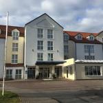 H+ Hotel Erfurt - Aussenansicht
