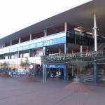 Le centre commercial