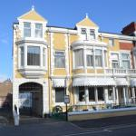 The Wilton Hotel Blackpool. Frontage
