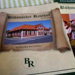 Bohmischer Rasthof & Pension