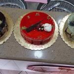 Torta Red Whaite, torta Nino, torta clamour con pistacchi e gianduia