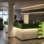H+ Hotel Erfurt - Empfang