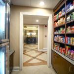 Snacks and Pharmacy Items