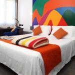 Standard Room at Hotel Mediolanum Milan