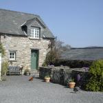 Damson Cottage at Alltybrain Farm