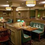 Simpson's dining room