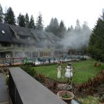 Belknap Hot Springs Lodge and Gardens Photo