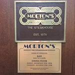 Foto van Morton's - The Steakhouse