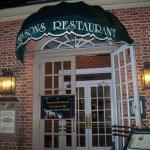 The Door To The Restaurant