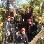 Photo de The Legendary Black Water Rafting Co.