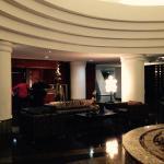 Hotel alba , el lobby