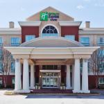 Foto de Holiday Inn Express Greenville I-85 and Woodruff Road
