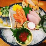 Sashimi sushi Hokkaido Sachi