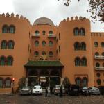 Photo de Hotel Alhambra Palace