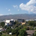 View to Doi Suthep Mountain
