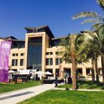 Few photos from Westin hotel during AbuDhabi golf championship 2016 :)