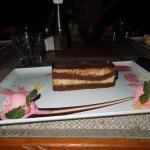Erakor Island resturant dessert