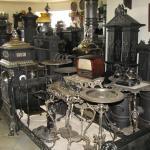 Antique Stove Private Collection