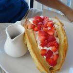 a wonderful waffle