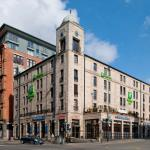 Holiday Inn Theatreland opposite Royal Glasgow city Concert Hall