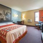 ADA Queen Bed Room