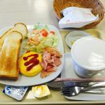 Mos Burger Suwako Yacht Harbor