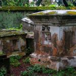 Old Protestant Cemetery Foto